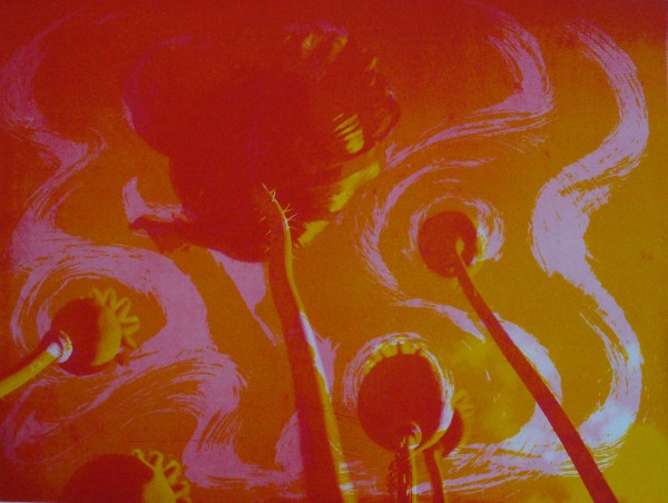Poppies II More Sunshine Sold