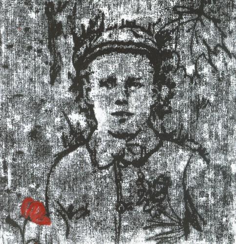 Harry Green 1892-1916. Monoprint